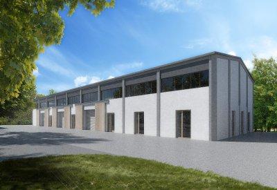 Zahájení rekonstrukce areálu